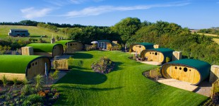 Eco Glamping in Cornwall