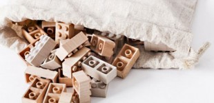 Mokulock - wooden bricks like LEGO